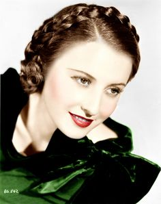 Barbara Stanwyke - my mother is named after her, and just as beautiful. Love!