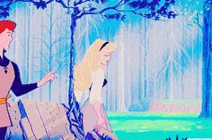 1k my edits gifs my gifs disney edits my posts Aurora Sleeping Beauty disney classics prince phillip disney movies Princess Aurora phillip