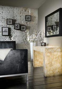 Caesarstone Concetto side table. www.caesarstone.sg