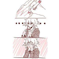 This is to cute!! #Danganropa #Anime #Otaku