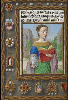Hours of Joanna I of Castile