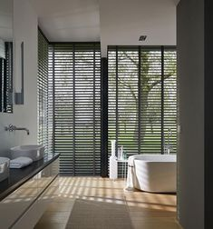 6 Astounding Unique Ideas: Wooden Blinds For Windows grey wooden blinds.Kitchen Blinds Purple printed blinds for windows.Wooden Blinds For Windows. Best Blinds, Diy Blinds, Curtains With Blinds, Window Blinds, Blinds Ideas, Sheer Blinds, Fabric Blinds, Window Shutters, Sunroom Curtains