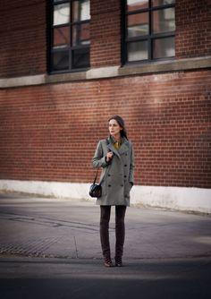 sackville coat {toast uk}