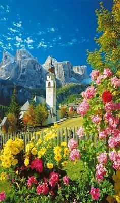Dolomiti, Italy - Great tours of Italy - enter dan330 for special pricing http://maupintour.com/tour/everything-italy-tour/