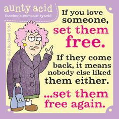 Aunty Acid Comic Strip, July 20, 2016     on GoComics.com