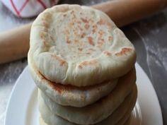 Home Made Pita Bread - Bread Recipe