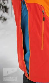Image result for backcountry pit zip