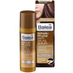 Balea Professional Repair + Pflege Anti Spliss Serum Repariert und versiegelt dank einer leistungsstarken Pflegeformel spröde und splissige Haarspitzen und zaubert so ein sichtbar gesundes Haar. 2,95 € für 30 ml #BaleaBadvergnügen #dm