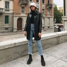Indie Outfits, Trendy Outfits, Cute Outfits, Fashion Outfits, Womens Fashion, Ladies Fashion, Fashion Boots, Fall Winter Outfits, Autumn Winter Fashion
