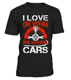 """# I Love One Woman And Several Cars Mechanic T-Shirts .  Special Offer, not available in shops      Comes in a variety of styles and colours      Buy yours now before it is too late!      Secured payment via Visa / Mastercard / Amex / PayPal      How to place an order            Choose the model from the drop-down menu      Click on """"Buy it now""""      Choose the size and the quantity      Add your delivery address and bank details      And that's it!      Tags: I Love One Woman And Several…"""