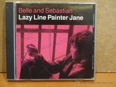 BELLE AND SEBASTIAN. LAZY LINE PAINTER JANE. CD-EP / JEEPSTER RECORDINGS - 1997. 4 TEMAS. LUJO.