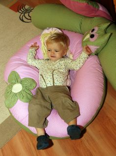 GitaMom kid pillow