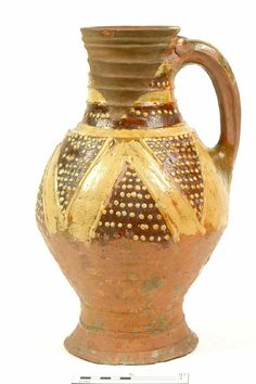 Baluster jug - late 12th-mid 14th century - ID no A1445