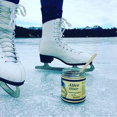 Happy Solstice Superfoodies! Amplify whatever fun youre up to with delicious Cacao Superfoods! Feelin Alive  with these rare ice conditions at Andrews Lake 11000 ft.  Have a healthy and blessed winter everyone!  Love Your Body! Love Everybody! http://ift.tt/1YSZDE8    #sarvaasuperfood #loveyourbodyloveeverybody #superfoods #superfood #alive #elixir #aliveelixir #cacao #chocolate #rawvegan #chocolatelover #healthyfood #snack #fitfam #optoutside #winter #solstice #wintersolstice #december…