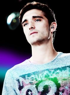 Tom from The Wanted