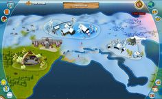 Saamenmaan kartta  www.petranplaneetta.fi
