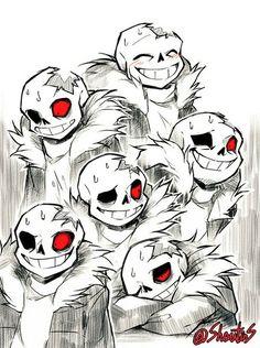 Creepy > HorrorTale Sans