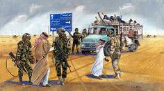 Military Operation Desert Storm