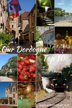 A list of our 10 favourite things to do in the Dordogne - adults and children - holiday activities.