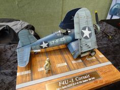 "Vought F4U Corsair ""BirdCage"""