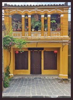 Explore swampzoid's photos on Flickr. swampzoid has uploaded 3333 photos to Flickr. Good House, Tiny House, House Illustration, Hoi An, Vietnam Travel, Wonderful Places, Coffee Shop, Teak, Buildings