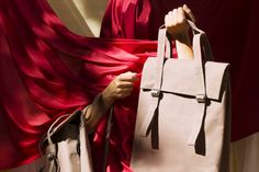 """Our Halfday Tote is designed to be your go-to city bag. Its clean looks and versatility suit both office life and leisure pursuits. Quickly access your everyday essentials via the cover flap or the large side zipper. A padded sleeve fits up to a 16"""" MacBook Pro®, while pockets keep keys, wallet and mobile safe. If you need your hands free for your city cycle, simply transform into a backpack. - picture by Stephanie Moshammer© City Bag, Travel Light, Medium Bags, Backpacks, Vegan, Macbook Pro, Driftwood, Keys, Essentials"""