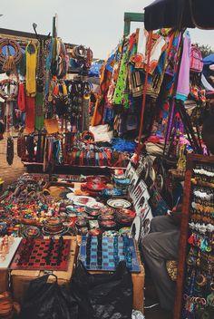 Massai market - KENYA