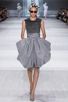 Giambattista Valli Fall 2014 Couture Fashion Show - Binx Walton (Next)