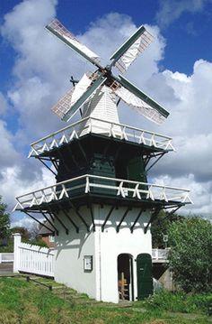 Heemsteedse molen. Bouwjaar: kort na 1776.