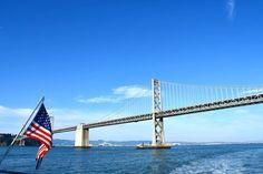 San Francisco, USA – MARY-ANN&CO San Fransisco, Golden Gate Bridge, Creative Photography, American Flag, Ann, Weather, Gallery, Travel, Instagram
