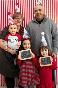 Year in an Instant Instagram Party- love the small chalkboards used to write messages to the birthday boy/girl at the photobooth