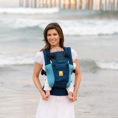 LILLEbaby Complete Airflow - Most Breathable Baby Carrier | best baby carrier, ergonomic, organic, stylish | LÍLLÉbaby