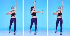 Ballerina Body, Ballet Body, Ballerina Moves, Workout At Work, Pilates Workout, Model Workout, Victoria Secret Workout, Walking Exercise, Strength Training Workouts