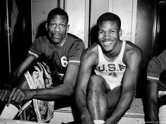 Celtic legends Bill Russell and K.C Jones played for the University of San Francisco where they led the team to back-to-back NCAA championships in 1955 and 1956.