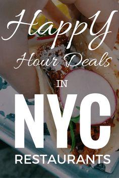 #HappyHourDeals #HappyHours #RestaurantsNearMe