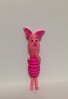 3D quilled Piglet :)