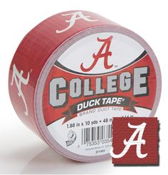 Alabama Duck Tape