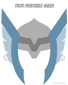 If you are looking for a last minute costume, or if you just feel like playing a little dress up these printable hero masks are perfect. Printable Heroes, Printable Masks, Templates Printable Free, Free Printables, Avengers Birthday, Superhero Birthday Party, Superhero Mask Template, Thor Costume, Super Hero Costumes