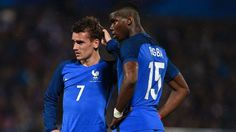 Man United set to hand Antoine Griezmann equal wages to Paul Pogba