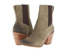 Cole Haan Graham Short Boot Fatigue Suede - Zappos.com Free Shipping BOTH Ways