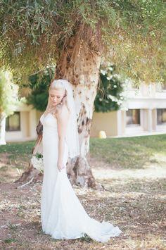 Lauren + Josh's Wedding (Allure 9107)   Allure Bridals Blog