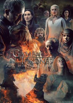 Image result for game of thrones season 5 poster