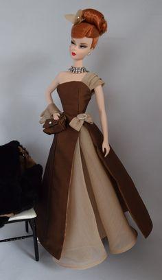 Silkstone BArbie Fashion Macchiato by ShhDollWorks -sold on Etsy