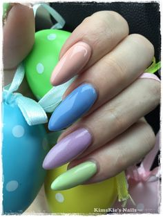 KimsKie's Nails: #SensatioNail #Spring #kimskie