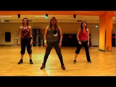 "Zumba Norway ""Dance again"" Pitbull and Jennifer lopez"