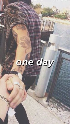 One day, maybe