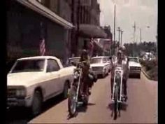 """Sequence with Jimi Hendrix song """"If 6 was9"""" from the film Easy Rider (1969). Song was released on album Axis: Bold as Love in 1967."""