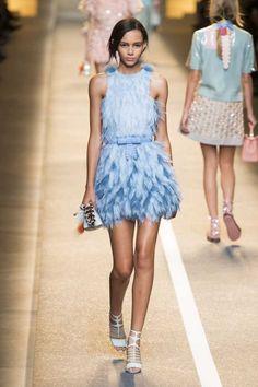 Fendi Spring/Summer 2015   Fashion, Trends, Beauty Tips & Celebrity Style Magazine   ELLE UK