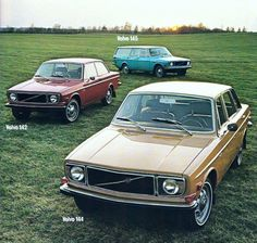 Volvo ..: 140 series - just as mother intended :..