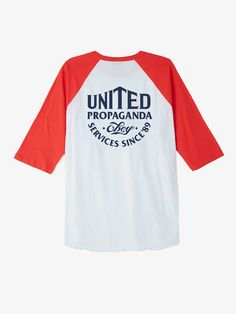 United Propaganda Servicss Raglan